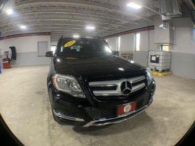2013 Mercedes-Benz GLK-Class GLK350 4MATIC (Obsidian Black Metallic)