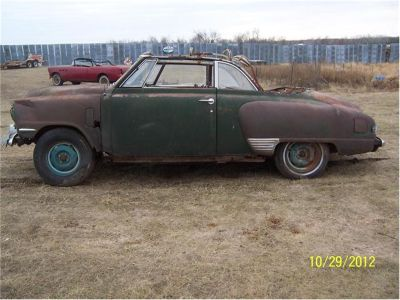 1948 Studebaker Convertible
