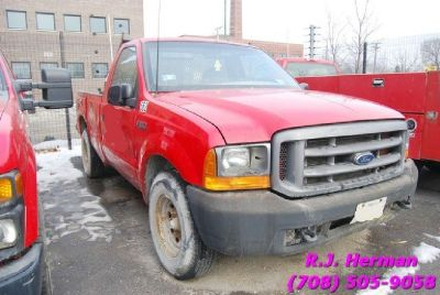 2000 Ford F-250 XL Super Duty Work Truck