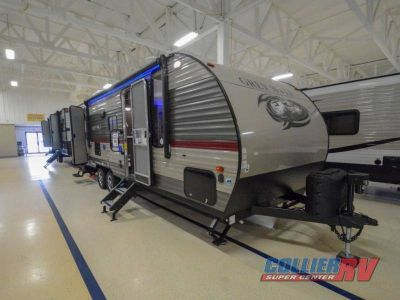 2019 Forest River Forest River Cherokee Grey Wolf 23DBH