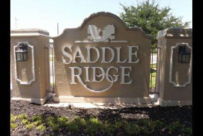 Saddle Ridge Apartments