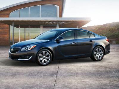 2015 Buick Regal Turbo/e-Assist Premium I (Black Onyx)