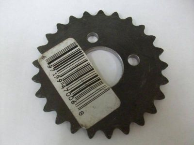 Find DRIVEN SPROCKET 25 TOOTH KITTY CAT 47006 motorcycle in Ellington, Connecticut, US, for US $9.50