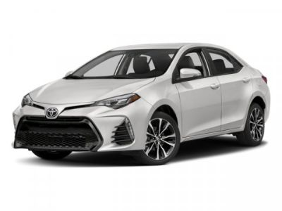 2018 Toyota Corolla L (Barcelona Red Metallic)