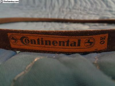 NOS 25 hp Continental Fan Belt