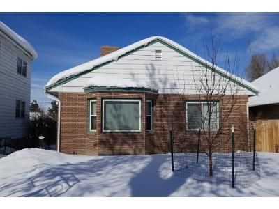 3 Bed 2 Bath Preforeclosure Property in Helena, MT 59601 - 11th Ave