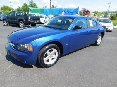 2009 Dodge Charger SXT (Deep Water Blue Pearl)