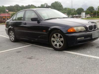 2001 BMW 3-Series 325i (blue)