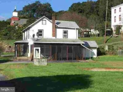 1021 Schuylkill St Port Clinton Three BR, Single family home on a