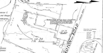 Lot 1A Groton Lunenburg, Duplex or single family lot ready