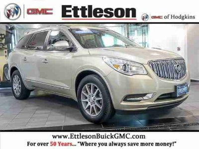 Used 2014 Buick Enclave AWD 4dr