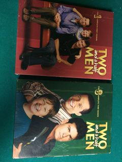 Two and a half Men Series 1 & 3