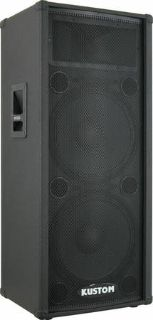 KUSTOM PA SYSTEM AND SPEAKER GREAT CONDITION