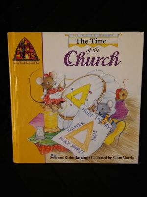 The Time of the Church book