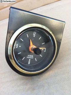 VDO Kienzle Clock 70s 80s 2