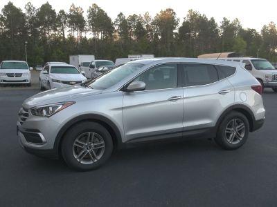 2018 Hyundai Santa Fe Sport Base (Silver Or Aluminum)
