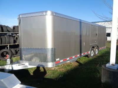 Featherlite #4926-24' Car Hauler w/ Custom Options