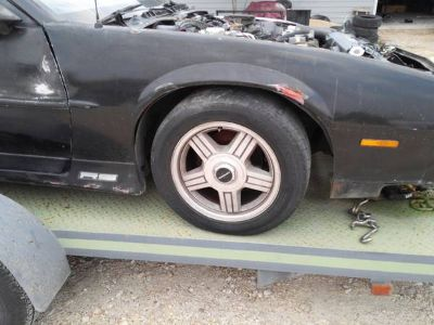 Camaro RS - Parting out - T5 Manual 5 speed - Wheels -