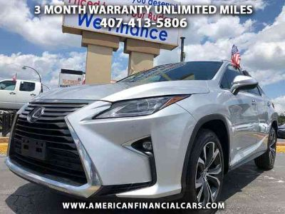 Used 2016 Lexus RX for sale