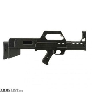For Sale: 10/22 MuzzeLite bullpup stock