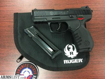 For Sale: Ruger SR22 22LR Pre-Owned in Excellent Condition!!