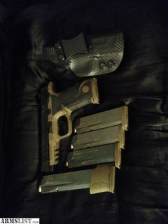 For Sale: M,P Smith, Wesson Full Size 45
