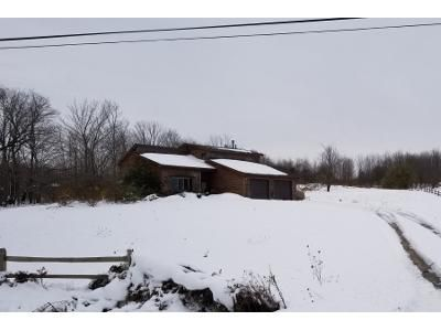 3 Bed 1.5 Bath Preforeclosure Property in Springville, NY 14141 - Trevett Rd