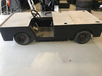 Flat top Golf Cart