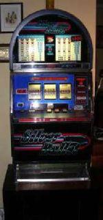 "Universal Slot Machine - ""Silver Bullet"""