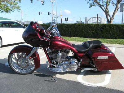 2009 Harley-Davidson CVO Road Glide Cruiser Motorcycles Dublin, CA