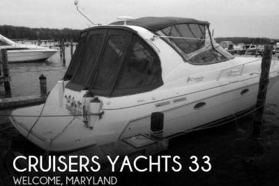 2000 Cruisers Express 3375