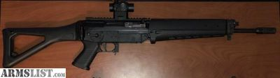 For Sale: Sig 556R