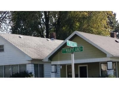 2 Bed 1.0 Bath Foreclosure Property in Evansville, IN 47711 - E Maryland St