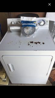 Working Electric Dryer