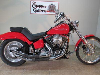 1997 Harley-Davidson SOFTAIL CUSTOM FXSTC Cruiser Motorcycles Temecula, CA