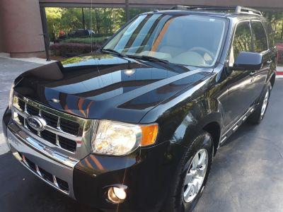 2011 Ford Escape Limited (Black)