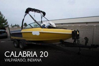 2000 Calabria Pro Comp XTS 20
