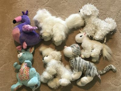 Webkinz Lot Cat, Dog, Bird, Unicorn, and more!