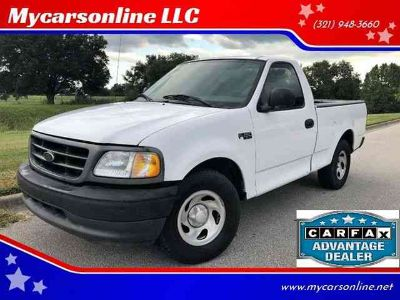 Used 2003 Ford F150 Regular Cab for sale