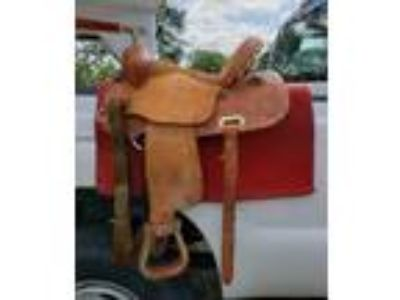 15 inch HR barrel saddle