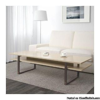 Ikea Rissna coffee table