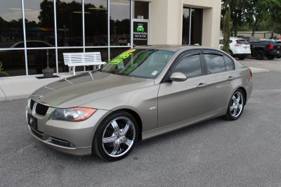 2008 BMW 3-Series 328i (Gold)