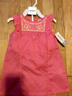 NWT 6 Month Carter s Dress