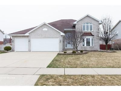 5 Bed 3 Bath Foreclosure Property in New Lenox, IL 60451 - Tanager Ln