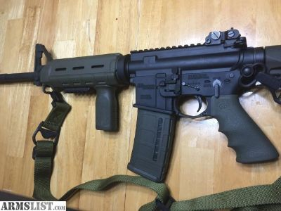 For Trade: ODG Sig M4 with Night Sights