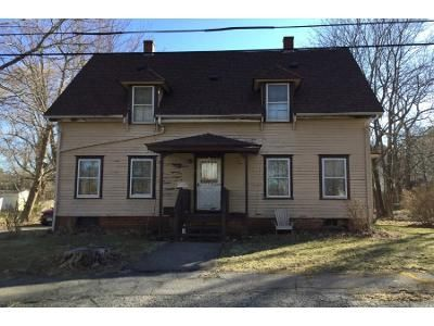4 Bed 1.5 Bath Preforeclosure Property in Spencer, MA 01562 - Cottage St # B