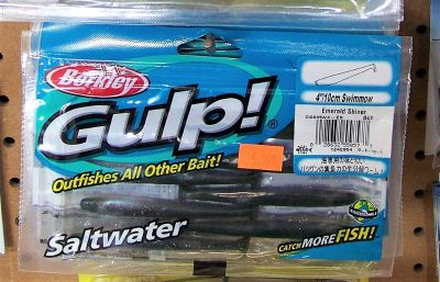 Berkley Gulp! Saltwater Fishing Bait
