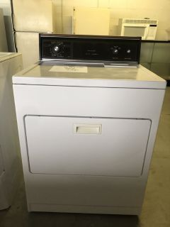 Kenmore White Electric Dryer