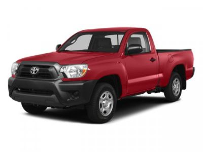 2014 Toyota Tacoma Base (White)