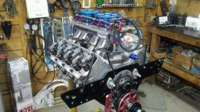 All aluminum 632